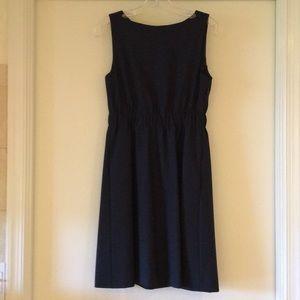 Theory Basic Navy Blue Dress Size 2